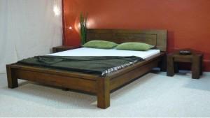 Manželská posteľ rossi